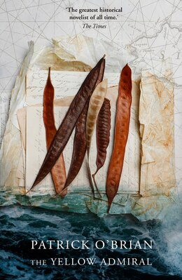 Book The Yellow Admiral by Patrick O'brian
