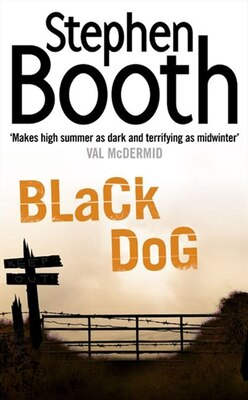 Book Black Dog by Stephen Booth