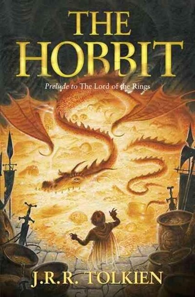 Hobbit (Essential Modern Classics Edition) by JRR Tolkien