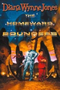 Book Homeward Bounders by Diana Wynne Jones