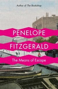 Book Means Of Escape by Penelope Fitzgerald