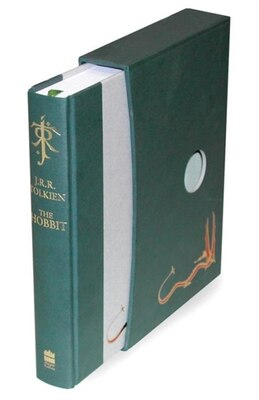 Book Hobbit Deluxe Ed: Deluxe Edition by J.R.R. Tolkien