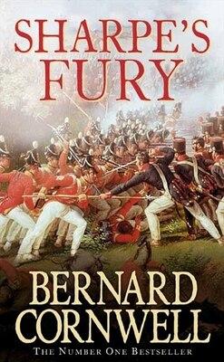 Book Sharpes Fury by Bernard Cornwell