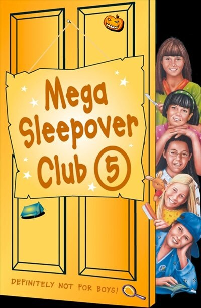 Mega Sleepover 5 (The Sleepover Club) by Louis Catt