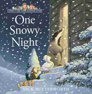 One Snowy Night (a Percy The Park Keeper Story) by Nick Butterworth