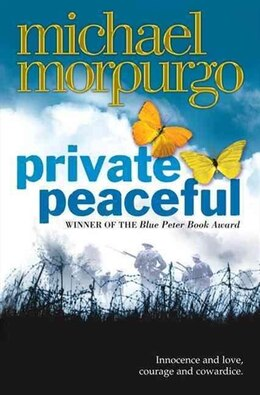 Book Private Peaceful by Michael Morpurgo