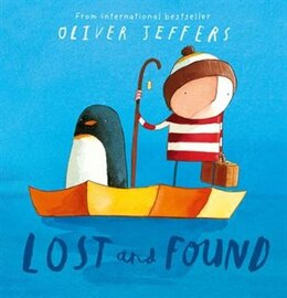 Book LOST AND FOUND by Oliver Jeffers