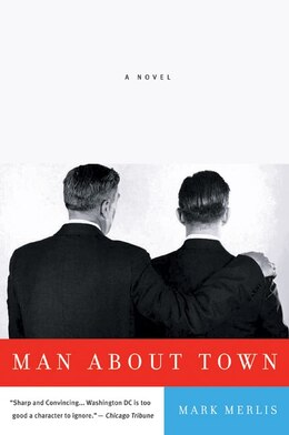 Book Man About Town: A Novel by Mark Merlis