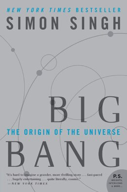 Book Big Bang: The Origin of the Universe by Simon Singh