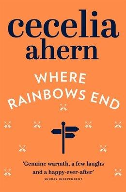 Book Where Rainbows End by Cecelia Ahern