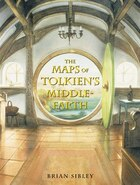 Maps Tolkiens Middle Earth Special Ed