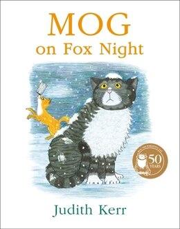Book Mog On Fox Night: New Edition by Judith Kerr