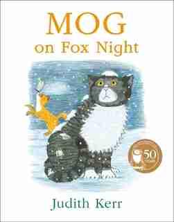Mog On Fox Night: New Edition by Judith Kerr