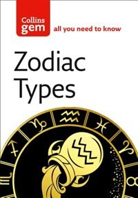 Book Gem Zodiac Types by HarperCollins