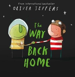 Book The Way Back Home by Oliver Jeffers