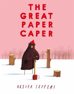 Book The Great Paper Caper by Oliver Jeffers