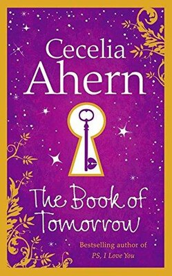 Book Book Of Tomorrow by Cecelia Ahern