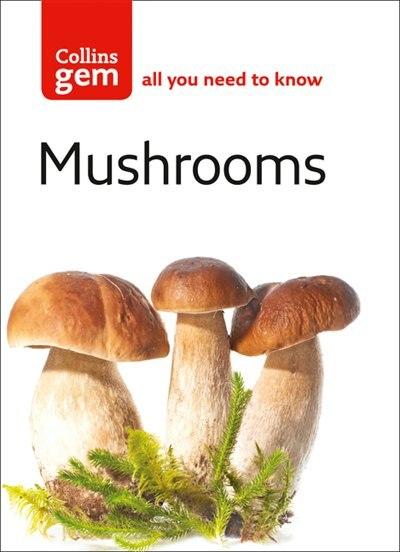 Mushrooms (collins Gem) by Patrick Harding