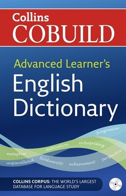 Book Collins Cobuild Advanced Learners English Dictionary 5 Edition: Paperback With Cd-rom by Collins Cobuild Collins