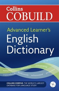 Collins Cobuild Advanced Learners English Dictionary 5th Edition: Fifth Edition