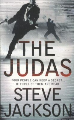 Book The Judas by Steve Jackson