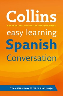 Book Collins Easy Learning Spanish Conversation by (none) Collins