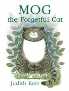 Mog the Forgetful Cat: Board book