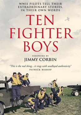 Book Ten Fighter Boys by Wing Commander Athol, D.F.C. Forbes