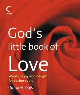 Book God's Little Book Of Love by Richard Daly