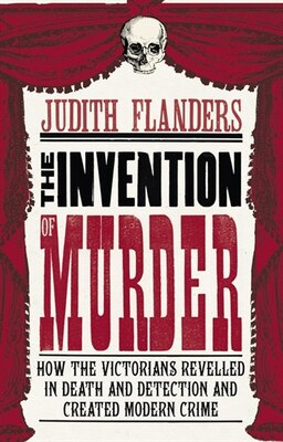 Book Invention of Murder by Judith Flander