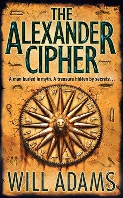 Book Alexander Cipher by Will Adams
