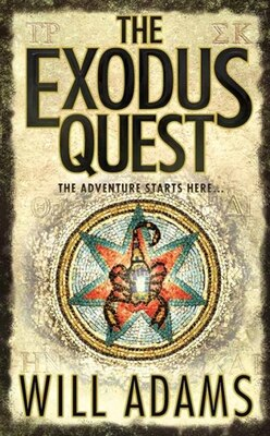 Book Exodus Quest by Will Adams