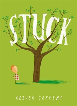 Book Stuck by Oliver Jeffers