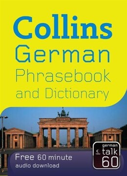 Book Collins German Phrasebook and Dictionary by Collins