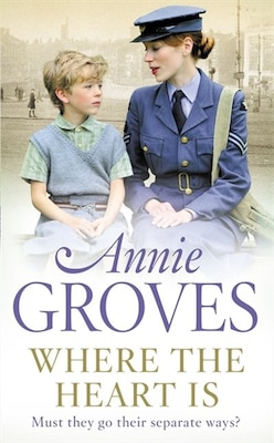 Book Where The Heart Is by Annie Groves