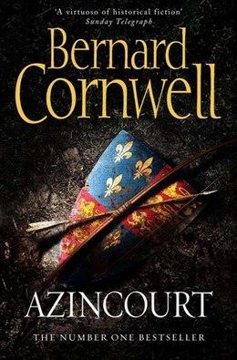 Book Azincourt by Bernard Cornwell