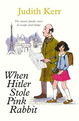 Book When Hitler Stole Pink Rabbit by Judith Kerr