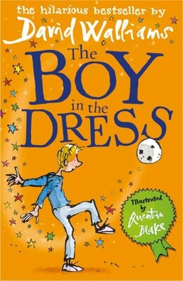 Book The Boy in the Dress by David Walliams