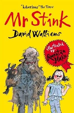 Book Mr Stink by David Walliams