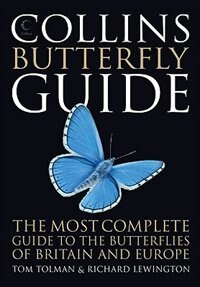 Book Collins Butterfly Guide: The Most Complete Guide to the Butterflies of Britain and Europe by Tom Tolman