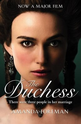 Book The Duchess by Amanda Foreman