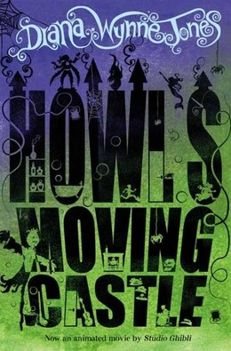 Book Howl's Moving Castle by Diana Wynne Jones