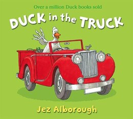 Book Duck in the Truck by Jez Alborough