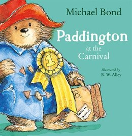 Book Paddington at the Carnival by Michael Bond