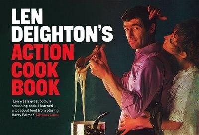 Action Cook Book by LEN DEIGHTON
