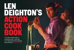 Book Action Cook Book by Len Deighton