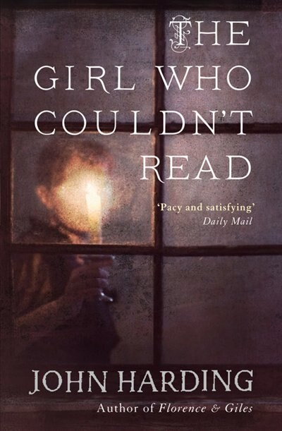 The Girl Who Couldn't Read by John Harding
