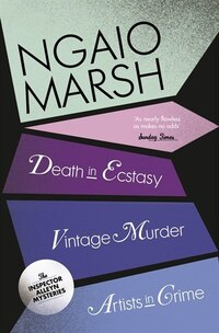 Ngaio Marsh Collection (2) - Vintage Murder/Death In Ecstasy/Artists in Crime