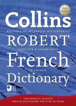 Book Collins Robert French Dictionary (Collins Complete and Unabridged): Complete And Unabridged 9th… by Collins Dictionaries