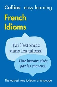 Book Collins Easy Learning French Idioms by Collins
